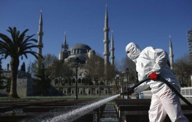 Κορωνοϊός: Τρίτη κορύφωση της πανδημίας στην Τουρκία