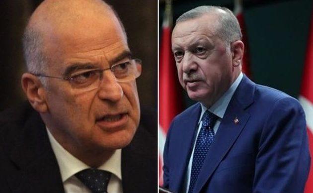 Ο Ερντογάν ζήτησε τη συνάντηση με τον Δένδια