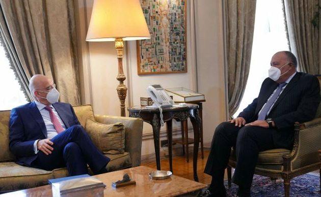 Αραβικά ΜΜΕ: Τι συζήτησαν Δένδιας-Σούκρι για το τουρκικό ζήτημα