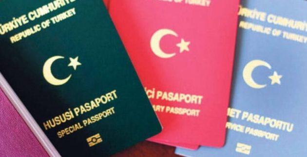 Οι Τούρκοι φεύγουν από την Τουρκία κάνοντας χρήση υπηρεσιακών διαβατηρίων
