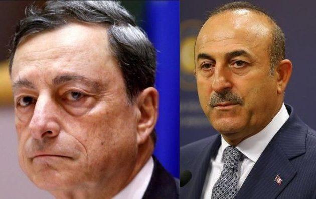 Τουρκική οργή για τον Ντράγκι επειδή αποκάλεσε τον Ερντογάν «δικτάτορα»