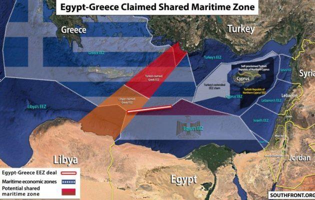 Ελληνογαλλικές έρευνες νότια της Κρήτης – Τουρκία: «Είναι δική μας αυτή η θάλασσα»