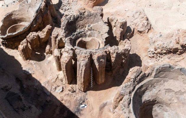 Αίγυπτος: Στο φως η «αιγυπτιακή Πομπηία» – Η σημαντικότερη ανακάλυψη μετά τον τάφο Τουταγχαμών