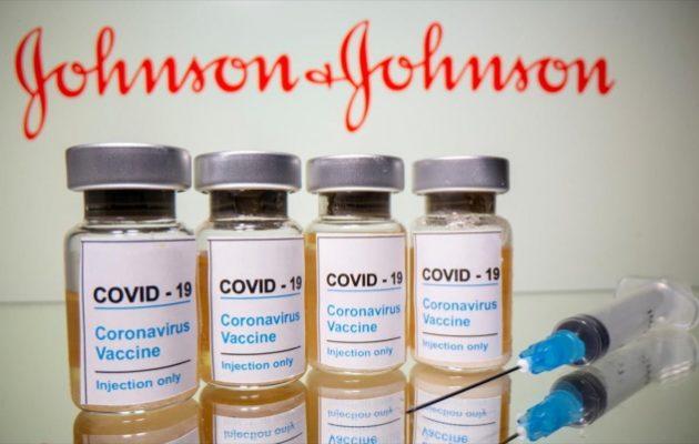 Δανία: Διακόπτει και το εμβόλιο Johnson & Johnson μετά το AstraZeneca