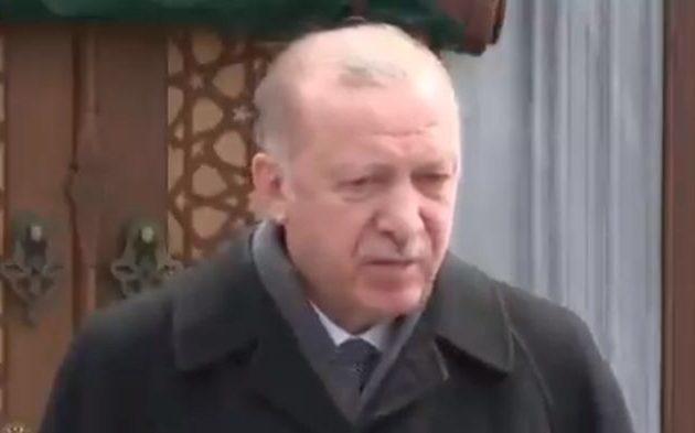 Ο Ερντογάν προσπαθεί να υποκινήσει τζιχάντ κατά του Ισραήλ με εμπρηστικές δηλώσεις (βίντεο)