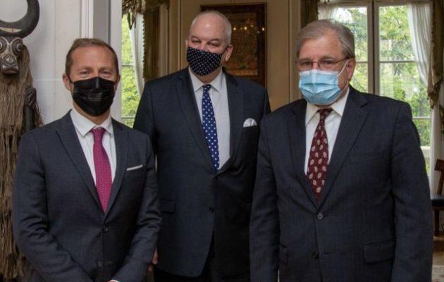 ΗΠΑ και Γαλλία λένε στην Τουρκία «φύγε» από τη Λιβύη