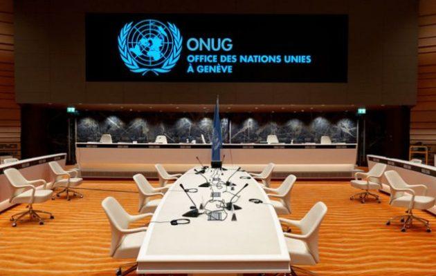 Παρωδία στον ΟΗΕ με το Κυπριακό – Οι Τούρκοι επιμένουν σε δύο κράτη – Γιατί πήγαμε;