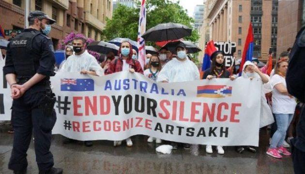 Έλληνες, Αρμένιοι και Ασσύριοι ζητούν από την κυβέρνηση της Αυστραλίας την αναγνώριση των γενοκτονιών του 1915