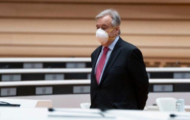 Σε αδιέξοδο η άτυπη παρωδία του ΟΗΕ για το Κυπριακό – Γκουτέρες: «Δεν τα παρατάμε»