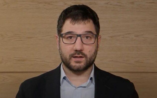 Ηλιόπουλος: Η κυβέρνηση μας οδηγεί σε νέα κοινωνική χρεοκοπία