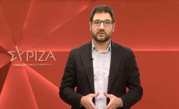 Ηλιόπουλος: Το οργανωμένο έγκλημα αλωνίζει και η κυβέρνηση ασχολείται με την Πανεπιστημιακή Αστυνομία