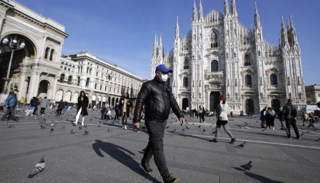 Η Ιταλία ανοίγει από 26 Απριλίου παρά τα πολλά κρούσματα – Τι είναι το «πράσινο πάσο»