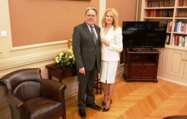 Κατρούγκαλος-Τζάκρη σε Βορίδη: «Ιδού η Ρόδος, ιδού και το πήδημα»
