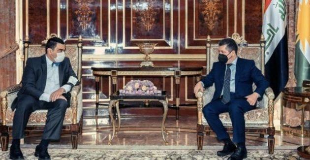 Νέος Έλληνας Γεν. Πρόξενος στην Ερμπίλ: «Μακροχρόνια φιλία και στενή σχέση μεταξύ Ελλάδας και Κουρδιστάν»