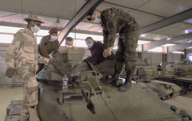 Η Τουρκία επαναλειτουργεί πολεμική βιομηχανία στη Λιβύη για τις ανάγκες της κατοχής της
