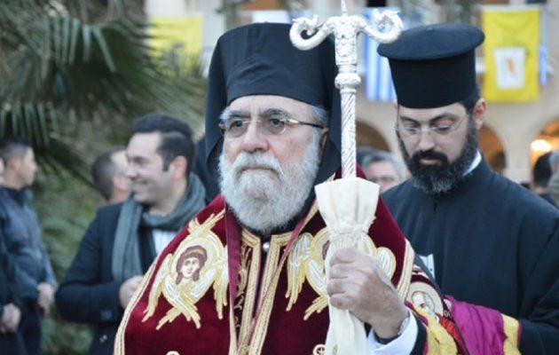 Κύπρος: Ο πρώην μητροπολίτης Κιτίου Χρυσόστομος δικάζεται για βιασμό