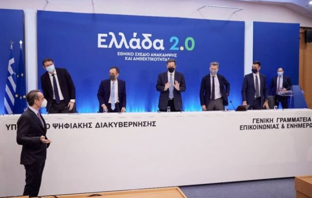 Ηλιόπουλος: Το να λέει ο κ. Μητσοτάκης ότι θα δημιουργήσει 200.000 θέσεις εργασίας σε βάθος χρόνου είναι μια τρύπα στο νερό