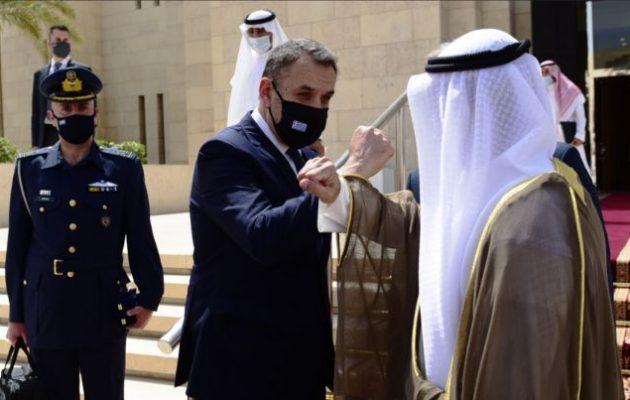 Παναγιωτόπουλος: Ελλάδα και Σαουδική Αραβία εργάζονται από κοινού για την προάσπιση της ειρήνης