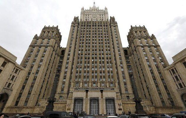 Ο Τσέχος πρεσβευτής στη Μόσχα κλήθηκε στο ρωσικό υπουργείο Εξωτερικών