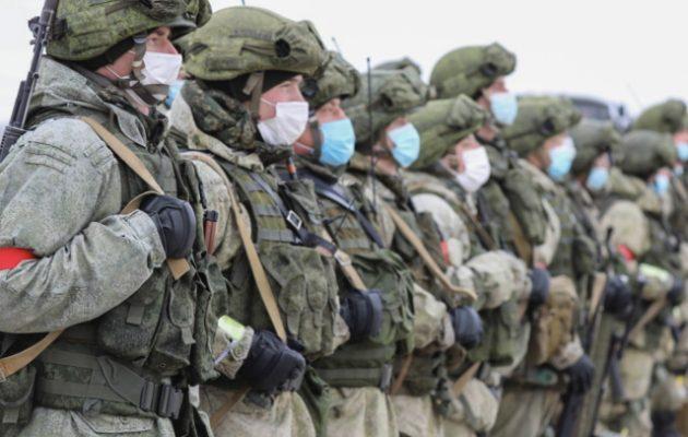 Αποχωρεί ο στρατός της Ρωσίας από τα σύνορα με Ουκρανία