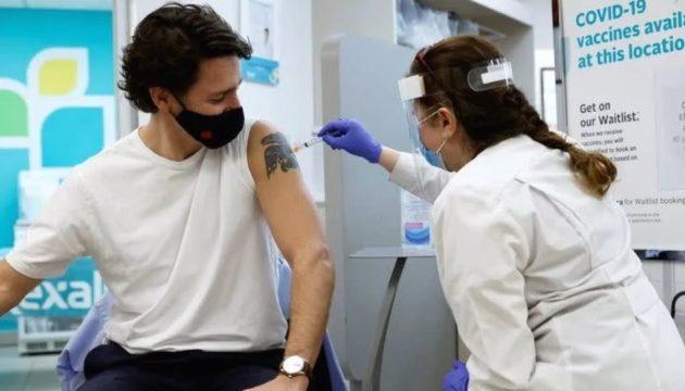 Ο Τριντό έκανε το εμβόλιο της AstraZeneca – «Eίμαι πολύ ενθουσιασμένος»