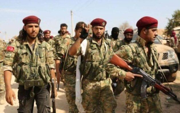 Φιλότουρκοι μισθοφόροι στη Λιβύη δωροδοκούν γιατρούς για να τους βγάλουν άρρωστους και να επιστρέψουν στη Συρία