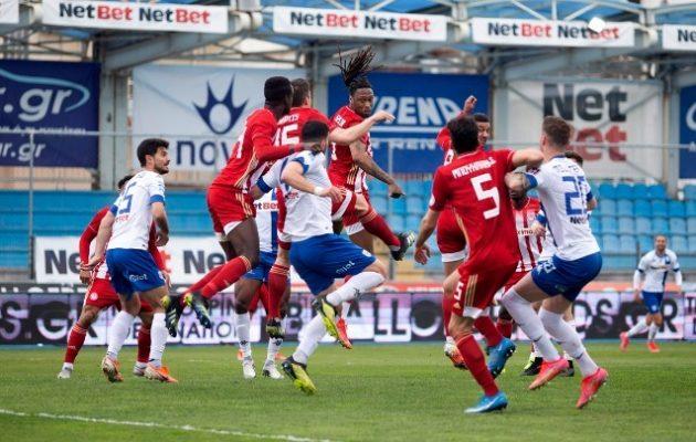 Κύπελλο Ελλάδας: ΠΑΣ Γιάννινα-Ολυμπιακός 1-1