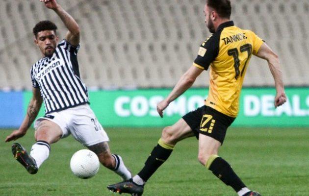 Κύπελλο Ελλάδας: ΑΕΚ-ΠΑΟΚ 0-1