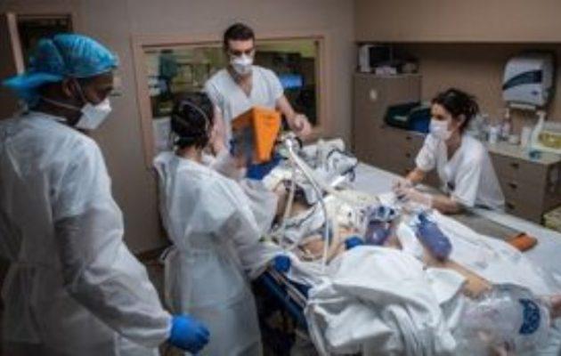 Κορωνοϊός: Το 2% των ασθενών με Covid-19 στις ΜΕΘ παθαίνει εγκεφαλικό