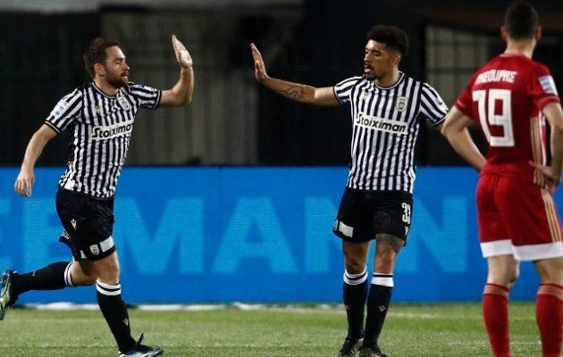 Ο ΠΑΟΚ νίκησε 2-0 τον αδιάφορο Ολυμπιακό και βλέπει Ευρώπη