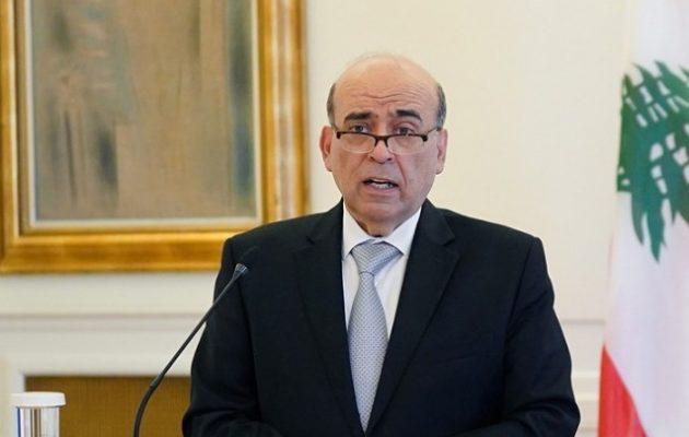 ΥΠΕΞ Λιβάνου: Σημαντικός εταίρος η Ελλάδα, θα εμβαθύνουμε τις σχέσεις μας
