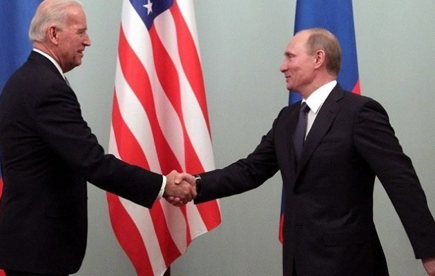 Πότε θα συναντηθούν Μπάιντεν και Πούτιν