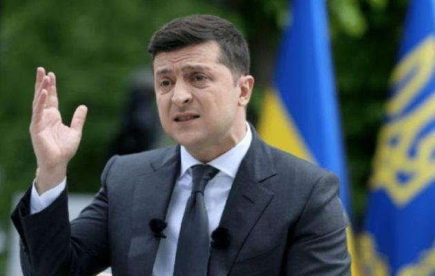 Ο Ζελένσκι κάλεσε τον Πούτιν σε συνάντηση στην εμπόλεμη ζώνη