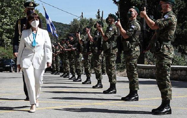 Μυστράς-Σακελλαροπούλου: «Έλληνες εσμέν το γένος, ως η τε φωνή και η πάτριος παιδεία μαρτυρεί»