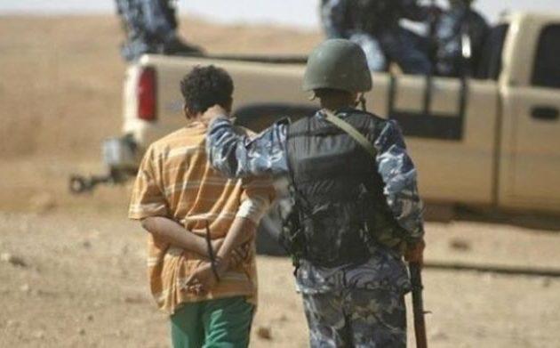 Τρία μέλη του Ισλαμικού Κράτους συνελήφθησαν στο Κιρκούκ του Ιράκ