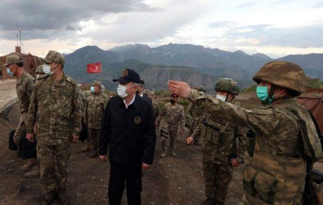 Διπλωματική νότα Ιράκ σε Τουρκία: Καταδικάζουμε την εισβολή Ακάρ στο ιρακινό Κουρδιστάν