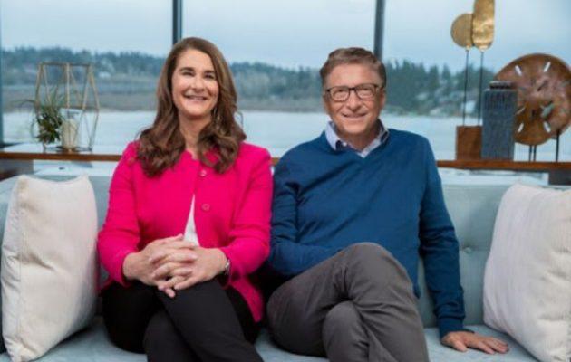 Χωρίζουν ο Μπιλ Γκέιτς και η σύζυγός του Μελίντα – Δεν έχουν σχέδιο πώς να μοιραστούν τα 128 δισ.