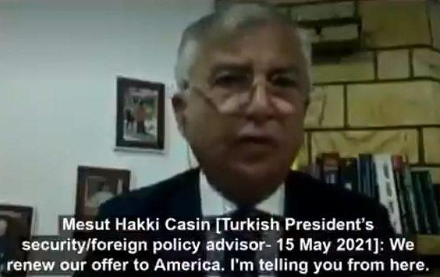 Σύμβουλος Ερντογάν: Θα αποκεφαλίσουμε όποιον μας εναντιωθεί όσα όπλα κι εάν δώσουν στην Ελλάδα