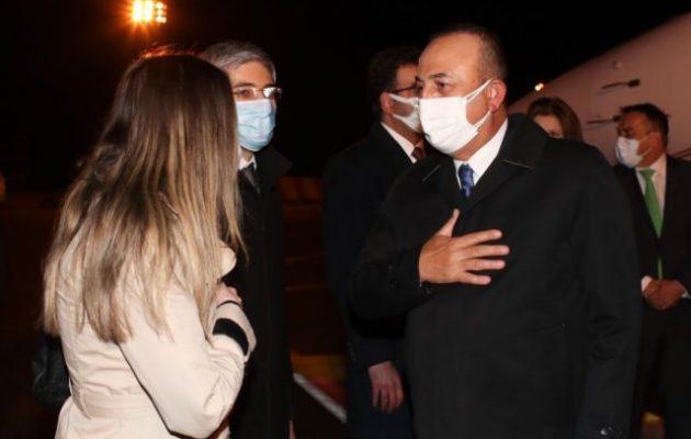 Στη Σλοβενία ο Τσαβούσογλου – Ο Τούρκος συνεχίζει να περιφέρει τον αποσταθεροποιητικό του ρόλο
