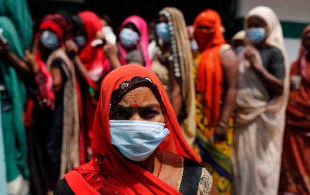 Ινδία: 276 νέοι θάνατοι και 26.041 νέα κρούσματα – Σύνολο: 447.194 νεκροί