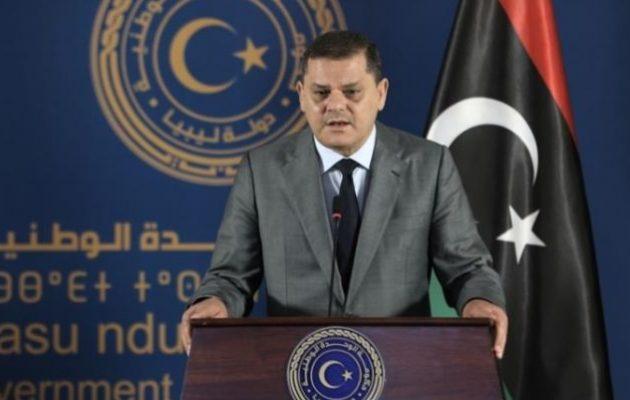 Εκτός διεθνούς νομιμότητας και λιβυκής εντολής ο Ντμπεϊμπά τοποθετήθηκε υπέρ της έκνομης οριοθέτησης Ερντογάν-Σαράτζ