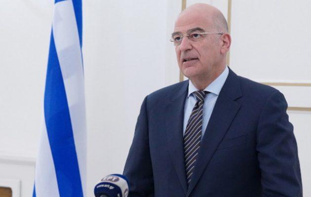 Δένδιας: Η Ελλάδα μεγαλώνει με συμφωνίες σύννομες στο Διεθνές Δίκαιο
