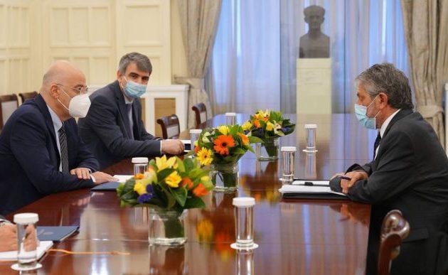 Εκεί που η Τουρκία ρίχνει λάδι στη φωτιά η Ελλάδα αγωνίζεται για την επίτευξη της ειρήνης – Είμαστε ηγέτες ειρηνοποιοί