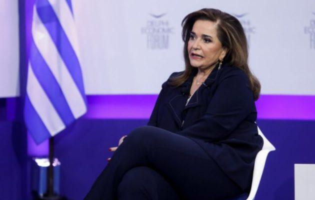 Ντόρα Μπακογιάννη: «Οι επιθέσεις με νέου τύπου ρουκέτας ήταν κάτι που ούτε το Ισραήλ υπολόγιζε»