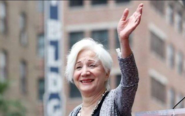 Πέθανε η Ολυμπία Δουκάκη στο σπίτι της στη Νέα Υόρκη
