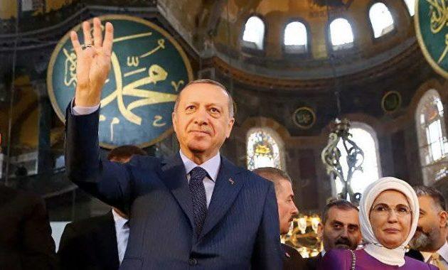Παράνοια Ερντογάν: Θέλει η Ιερουσαλήμ να γίνει «πόλη-κράτος» με θεοκρατικό καθεστώς