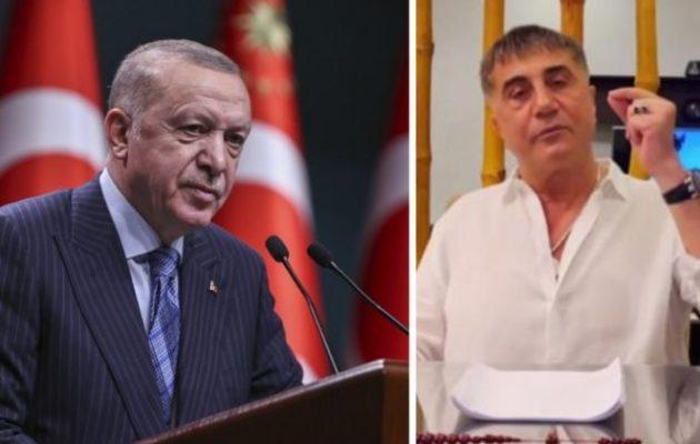 Ο Ερντογάν εξέδωσε ένταλμα σύλληψης του μαφιόζου Πεκέρ, που ήταν δικός του και τον κατηγορεί για… γκιουλεντιστή
