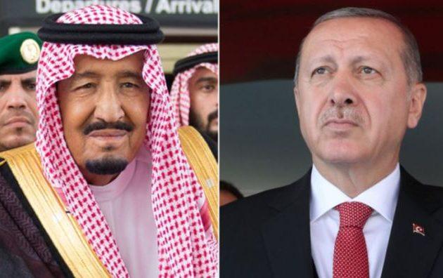 Ο Ερντογάν τηλεφώνησε στον βασιλιά Σαλμάν και «κλαίγεται»;
