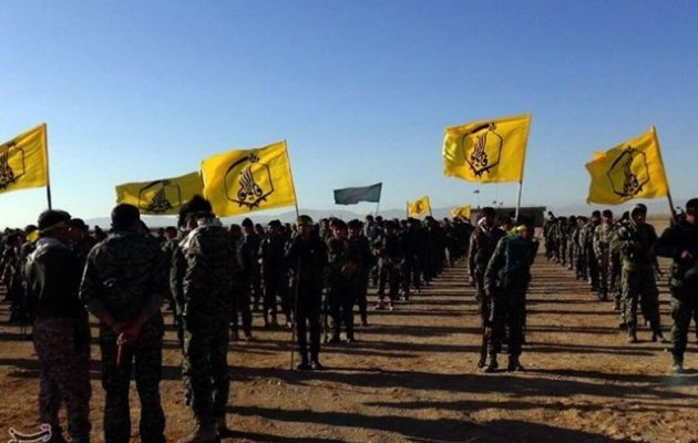 Η φιλοϊρανική «Ταξιαρχία Φατιμιγιούν» προσηλυτίζει και στρατολογεί νεαρούς Σύρους στο Χαλέπι