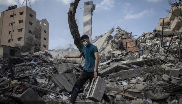 Η Αίγυπτος θα διαθέσει 500 εκατ. δολάρια για την ανοικοδόμηση της Γάζας